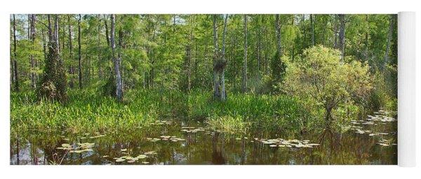 Everglades Lake Yoga Mat
