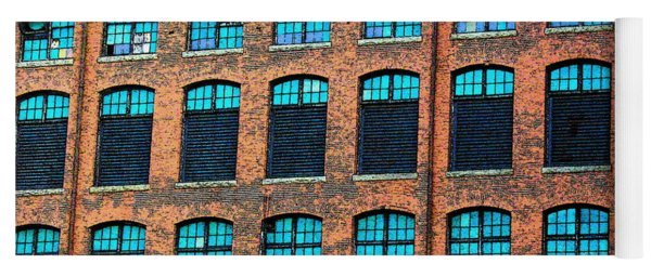 Factory Windows Yoga Mat