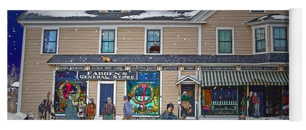 Faddens General Store In North Woodstock Nh Yoga Mat