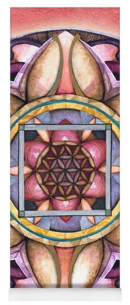 Faith Mandala Yoga Mat