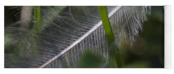 Fallen Feather Yoga Mat