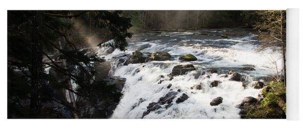 Waterfall Magic Yoga Mat