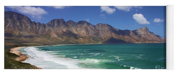 False Bay Drive Yoga Mat