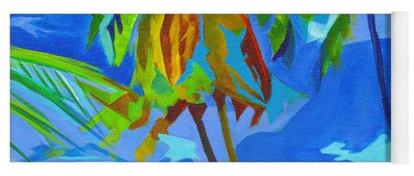 Dream Islands. Maui Yoga Mat