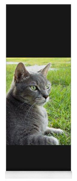 Farm Kitty Yoga Mat