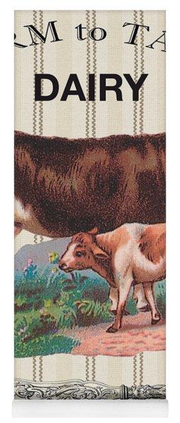 Farm To Table-jp2111 Yoga Mat