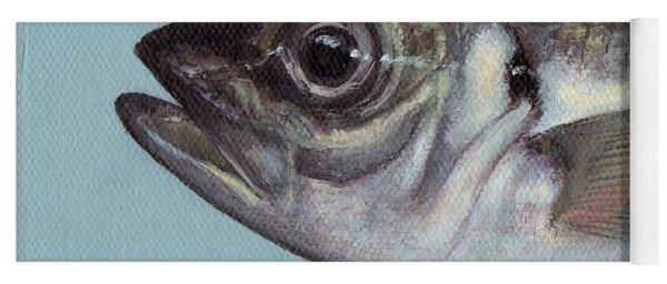 Fish No.3 Yoga Mat