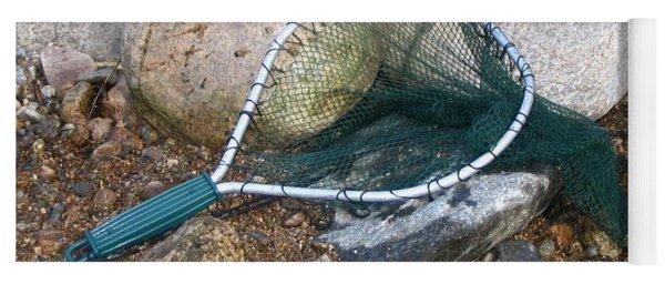 Fishing Net Yoga Mat