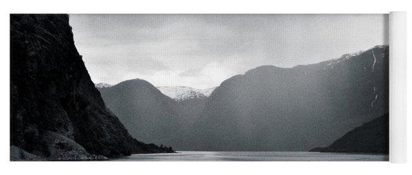 Fjord Rain Yoga Mat