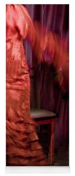 Flamenco Series 13 Yoga Mat