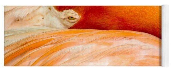 Flamingo Napping Yoga Mat
