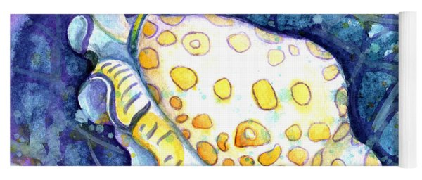 Flamingo Tongue Yoga Mat