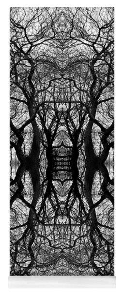 Tree No. 11 Yoga Mat