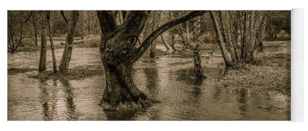 Flooded Tree Yoga Mat