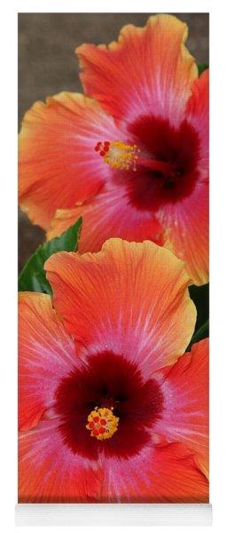 Floral Beauty 2  Yoga Mat