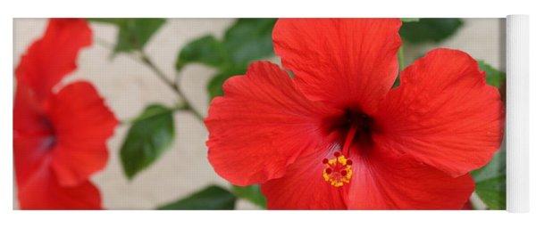 Floral Beauty  Yoga Mat