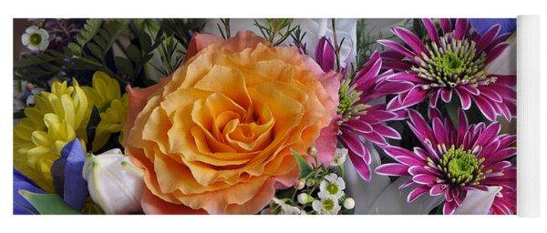 Floral Bouquet 6 Yoga Mat