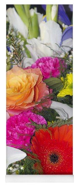 Floral Bouquet Yoga Mat
