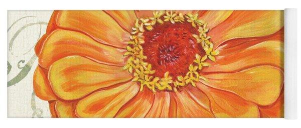 Floral Inspiration 2 Yoga Mat