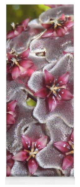 Floral Presence - Signed Yoga Mat