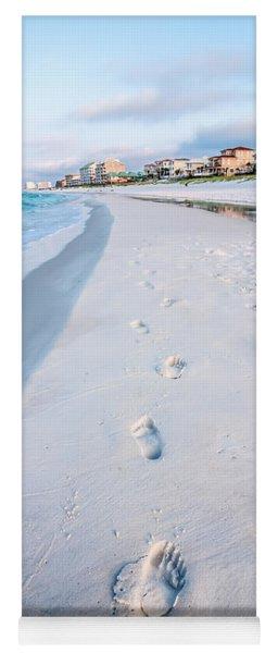 Florida Beach Scene Yoga Mat