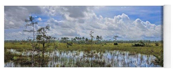 Florida Everglades 0173 Yoga Mat