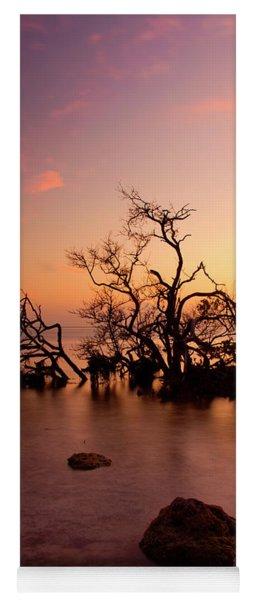 Florida Keys Sunset Yoga Mat