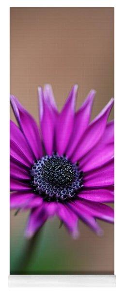 Flower-daisy-purple Yoga Mat