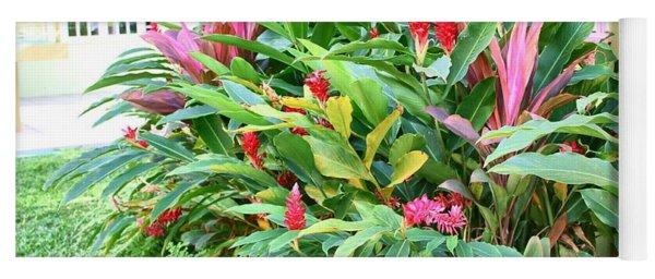Flowering Tree Yoga Mat