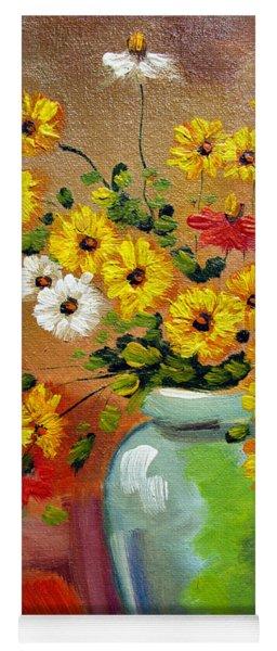 Flowers - Still Life Yoga Mat