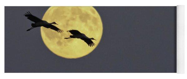 Moonlight Flight Yoga Mat