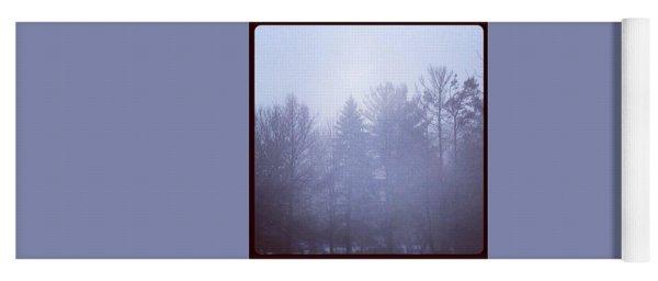 Fog Yoga Mat
