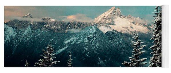 Foggy Mountain Yoga Mat