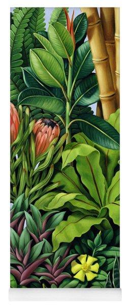 Foliage IIi Yoga Mat