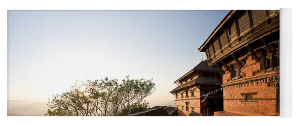 Fortress, Gorkha Durbar, Gorkha, The Yoga Mat