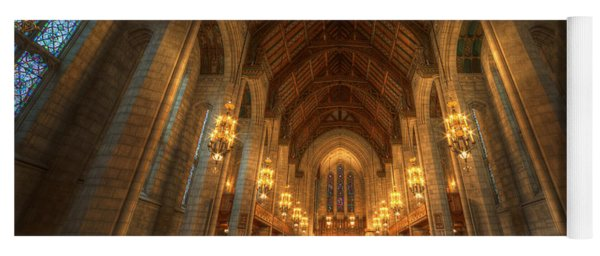 Fourth Presbyterian Church Chicago II Yoga Mat