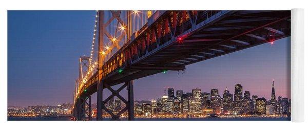 Framing San Francisco Yoga Mat
