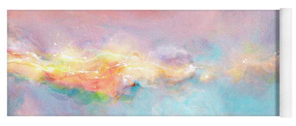 Freedom - Abstract Art Yoga Mat