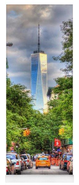 Freedom Tower Yoga Mat
