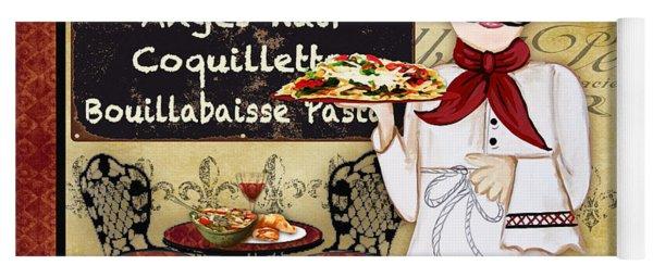 French Chef-c Yoga Mat