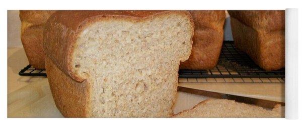 Fresh Hot Whole Wheat  Yoga Mat