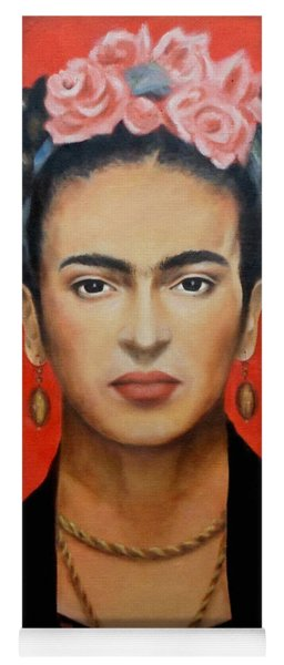 Frida Kahlo Yoga Mat