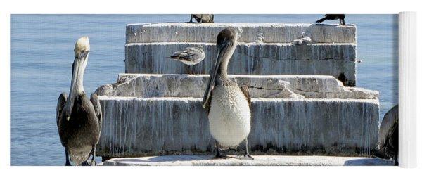 Pelican Friends Yoga Mat