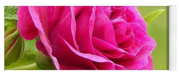 Friendship Rose Yoga Mat