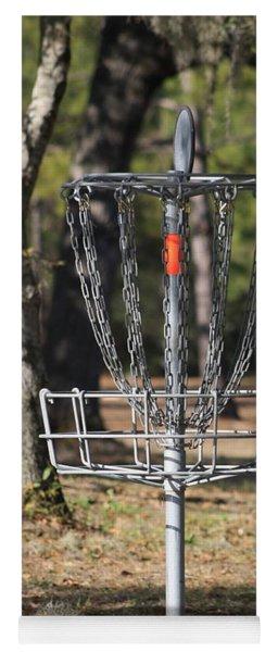 Frisbee Golf Yoga Mat