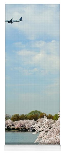Frontier Airlines Yoga Mat