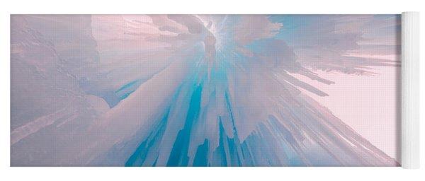 Frozen Yoga Mat