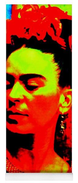 Funky Frida Yoga Mat