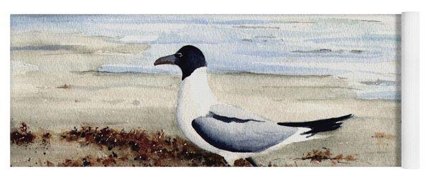Galveston Gull Yoga Mat