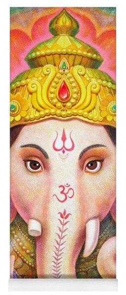 Ganesha's Blessing Yoga Mat